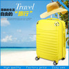 Cabin size hard Case Shell luggage trolley bag