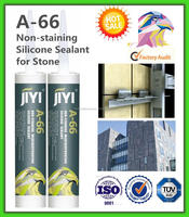 NON-STAINING WEATHERPROOFING SILICONE SEALANT