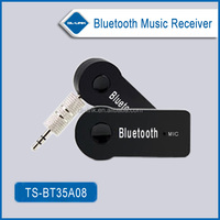 Bluetooth Receiver, Designed for Home AV Systems, Portable for Vehicle Mounted Systems