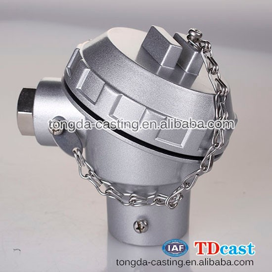 Thermocouple connection head KNY