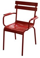 High Quality Aluminum Cafe Chair