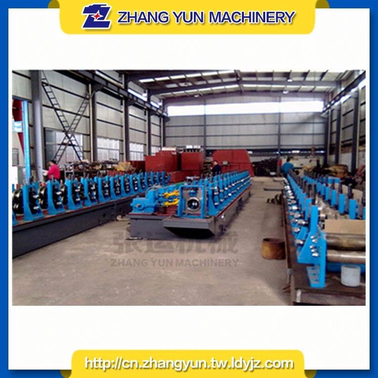 new design full automatic cable tray cold roll press machine