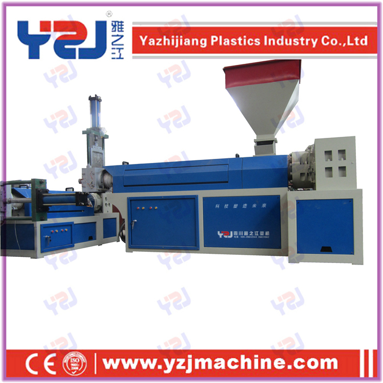 pp film pelletizing lineplastic recycling granulating production line