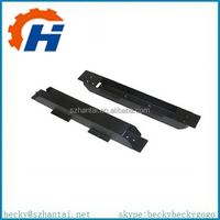 sheet metal tools ems sheet metal parts with balck anodizing finishing