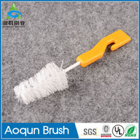 New design glue bottle with brush