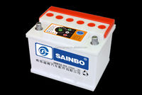 Powerful long life 12V 100AH lithium car MF battery from SAINBO GROUP