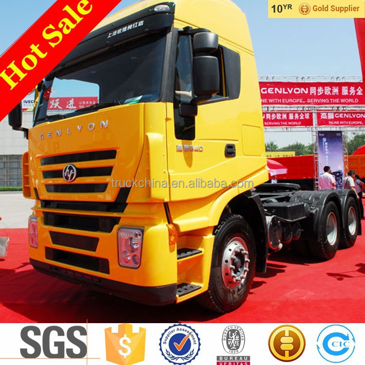 IVECO GENLVON International Tractor Truck Head For Sale