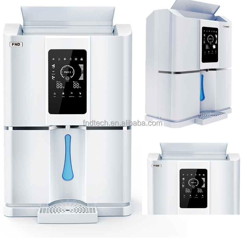 Air to water drinking machine 20L/day LCD Console display