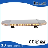 High quality led mini lightbar for ambulance police fire trucks