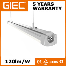 60cm 120cm 150cm AC100-277V LED Tri-proof Light, IP65 LED Linear Light,LED Batten Light