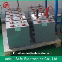 high thermal conductivity DC capacitor used for various power industry inverter