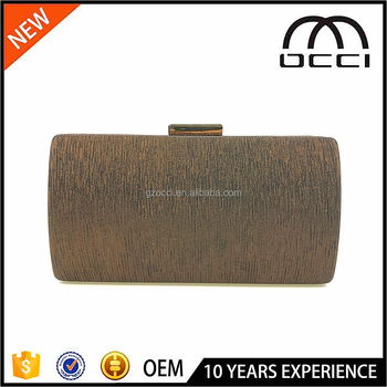 Direct purses manufacturers in china women clutch purse OC3112