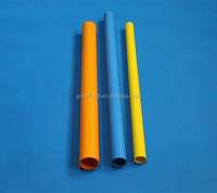 PVC pipe orange pvc cable conduit pipe for wire protection