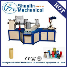 High quality automatic spiral winding paper tube /core product making machine with lowest price