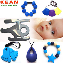 FDA approved Siliicone Baby Teethers Various Shape Wholesale