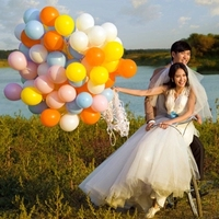 10inch 2.2g Pastel Pearl Latex Balloon round shaped and mixed colors balloon for wedding/birthday/valentine's Day party decor