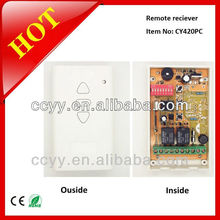 Intelligent Rf Remote Controller Receiver And Controller Modules CY420PC