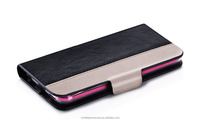 Excellent Quality Best-Selling Leather Flip And Stand Wallet Card Slots Phone Case For Ipod Touch 6