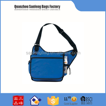 Hot sale shoulder messenger bag and shoulder bag