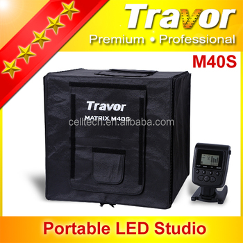 Online store seller used portable photo tent kit