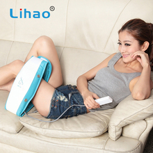 LIHAO Popular Wholesale Items Body Care Vibration Slimming Massaging Belt Machine