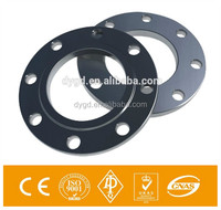 Carbon Steel A105 150 Flange Slip on Raised Face with API Certification