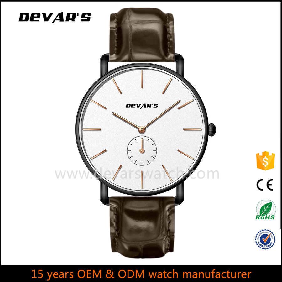 XD004 Luxury Top Brand Automatic Japan Movt Watch Sr626Sw Price 2017 Mechanical Watch Men