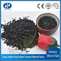 activated carbon activated charcoal powder for gas or water treatment