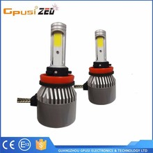 Car Accessories HP 24 LED Auto H11 10000 Lumen LED Lamp Headlamp Headlight Bulbs 40W