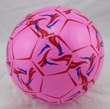 Custom PVC Inflatable Bounce Back Soccer Ball