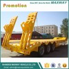 Heavy Duty Equipment Transporting 13m Gooseneck