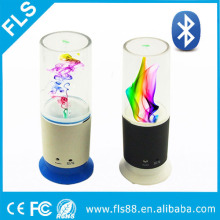 USB Bigger Water Dancing Speaker HiFi Sound Box with Colorful Lighting LED Sound Box With Water