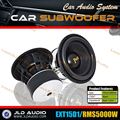 JLD Audio Supply New 15inch Extreme 5000W RMS SPL Car Subwoofer