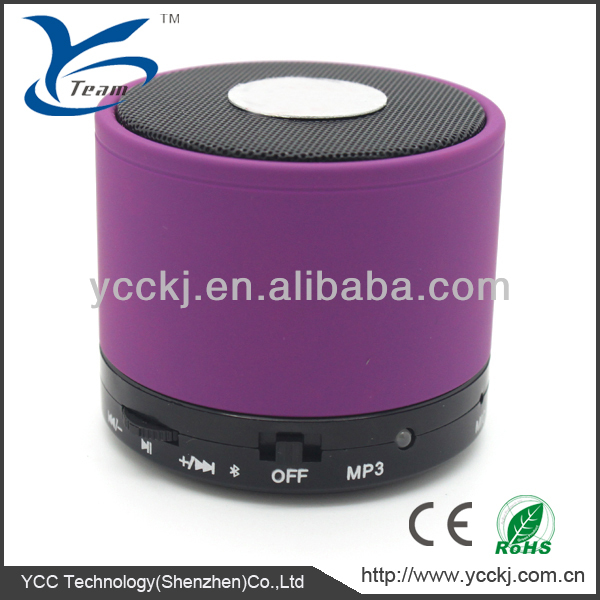 Bluetooth speaker for PSP game console