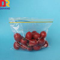 bio degradable plastic bags packing food and vegetable