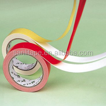 Free sample double sided PE foam tape for car industry