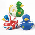 Serial Number Weighted Floating Rubber Duck/yellow Rubber Duck