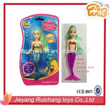 Beautiful Mermaid Toys 7 inch Mermaid little baby doll toys in 2016