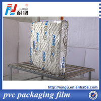 roll soft pvc film blue full china