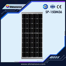 cheap price mono 150w solar panels for home