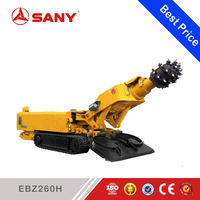 SANY EBZ260H High Efficient Underground Coal Roadheader Coal Mining Machine Heavy Duty Roadheader for Sale