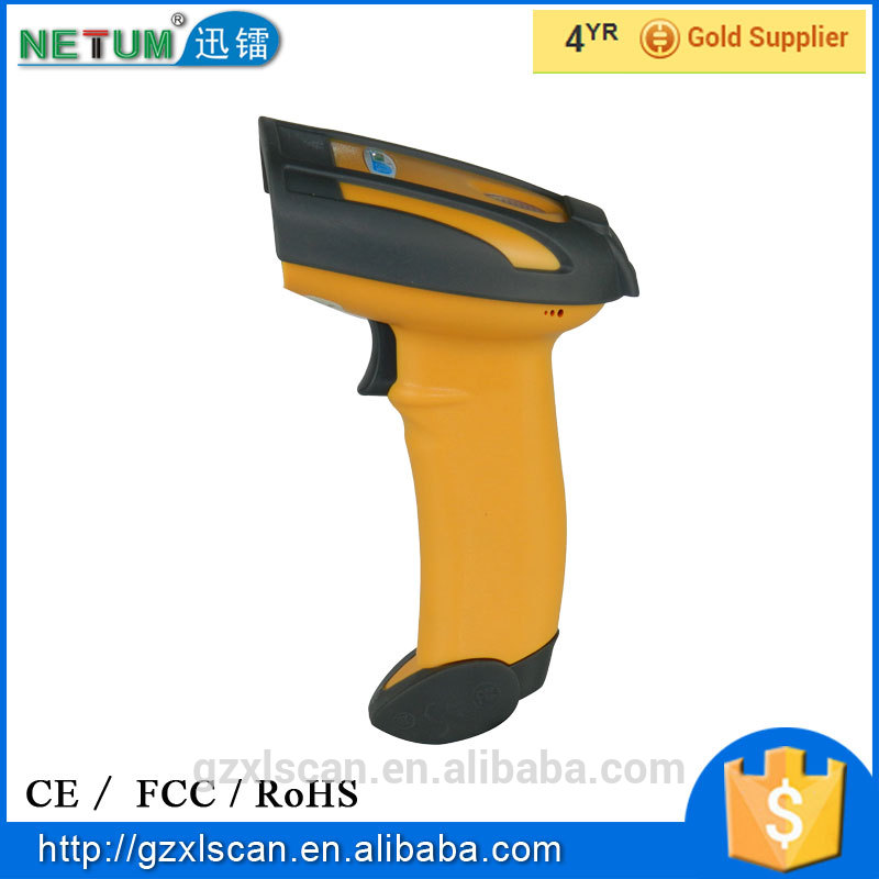 NT-2019 computer barcode scanner reader code bar reader With Auto Scan Function And Metal Bracket