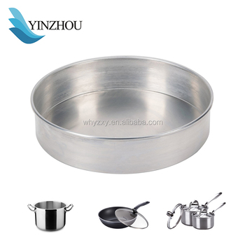 good quality factory price aluminum disc price for frying-pan