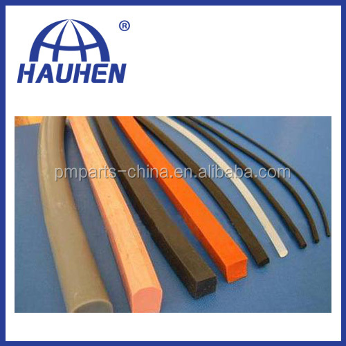 customized size rubber strips for sale