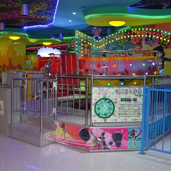 China direct factory top quality amusement park rides rotary tagada 24seats disco tagada for sale