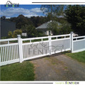 high quality pvc ornamental fence