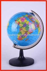 Good Quality Nice Printing Plastic World Globe