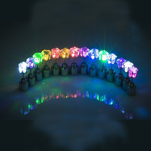 wholesale heart Party Gifts Light Up LED Earrings