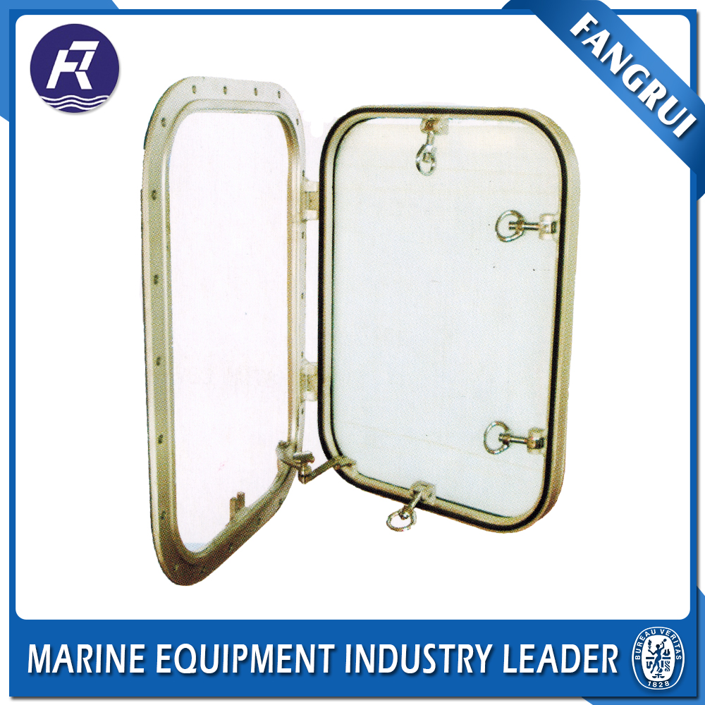 Industry small boat aluminum sky light windows