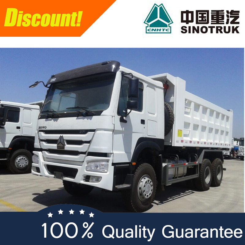 Chinese 10 tires 3 axles dump truck price